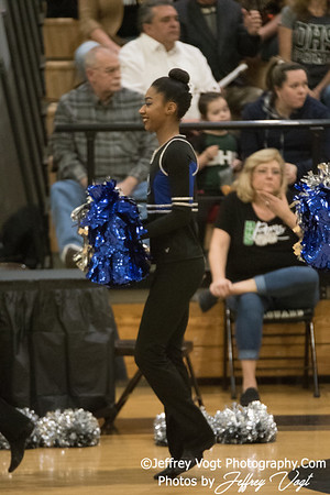 1-20-2018 James H Blake HS at Northwest HS Poms Invitational Division 1, MoCoDaily, Photos by Jeffrey Vogt