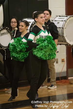 1-20-2018 Walter Johnson HS at Northwest HS Poms Invitational Division 1, MoCoDaily, Photos by Jeffrey Vogt
