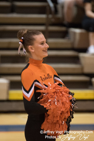 1-27-2018 Rockville HS at Watkins Mill HS Pompons Invitational Division 1, MoCoDaily, Photos by Jeffrey Vogt