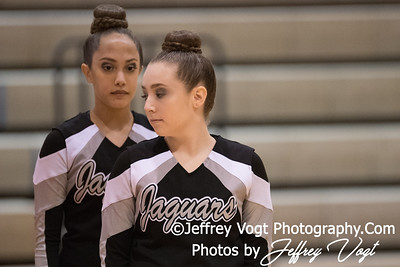 1/27/2018 Watkins Mill HS Pompons Invitational Division 2 Photos by Jeffrey Vogt, MoCoDaily