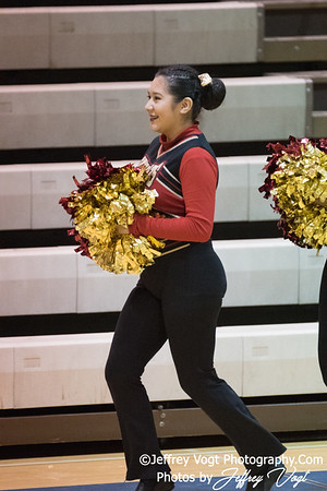 1-27-2018 Wheaton HS at Watkins Mill HS Pompons Invitational Division 3, MoCoDaily, Photos by Jeffrey Vogt