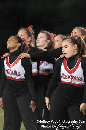 Cheerleading and Poms