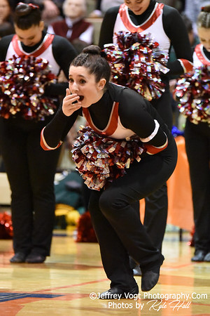 1-05-2019 Quince Orchard High School at Watkins Mill High School 2nd Annual Poms Invitational at Watkins Mill High School, Photos by Kyle Hall, MoCoDaily