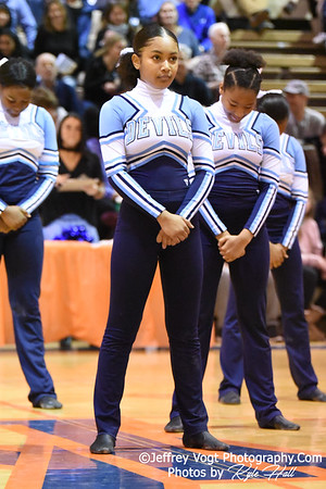 1-05-2019 Springbrook High School at Watkins Mill High School 2nd Annual Poms Invitational at Watkins Mill High School, Photos by Kyle Hall, MoCoDaily