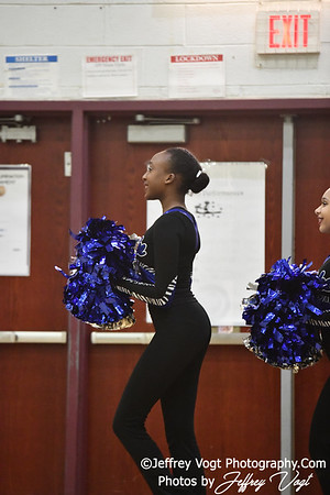 1-26-2019 James H. Blake High School Annual Poms Invitational,  Division 1 Varsity Poms, at Northwest High School, Photos by Jeffrey Vogt, MoCoDaily