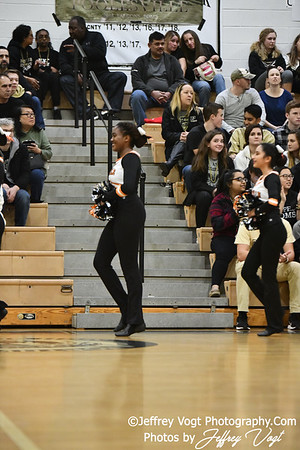 1-26-2019 Rockville High School Annual Poms Invitational,  Division 1 Varsity Poms, at Northwest High School, Photos by Jeffrey Vogt, MoCoDaily