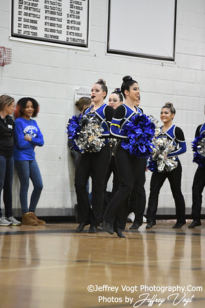 1-26-2019 Sherwood High School Annual Poms Invitational,  Division 1 Varsity Poms, at Northwest High School, Photos by Jeffrey Vogt, MoCoDaily