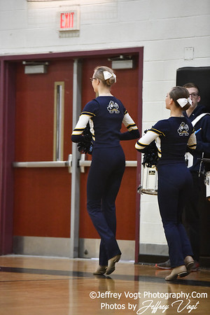 1-26-2019 Bethesda Chevy Chase High School Annual Poms Invitational,  Division 2 Varsity Poms, at Northwest High School, Photos by Jeffrey Vogt, MoCoDaily