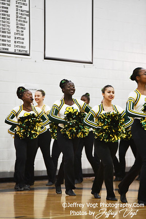 1-26-2019 Seneca Valley High School Annual Poms Invitational,  Division 3 Varsity Poms, at Northwest High School, Photos by Jeffrey Vogt, MoCoDaily