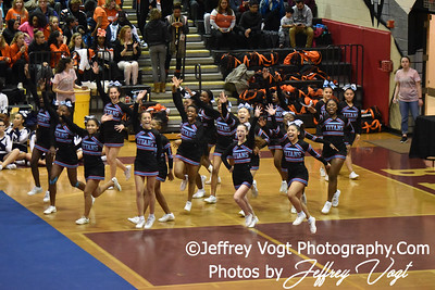 10-25-2018 Albert Einstein High School at MCPS D3 Cheerleading Championship at Montgomery Blair High School, Photos by Jeffrey Vogt, MoCoDaily