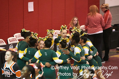 10-25-2018 Seneca Valley High School at MCPS D3 Cheerleading Championship at Montgomery Blair High School, Photos by Jeffrey Vogt, MoCoDaily