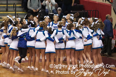10-27-2018 Winston Churchill High School at MCPS D2 Cheerleading Championship at Montgomery Blair High School, Photos by Jeffrey Vogt, MoCoDaily