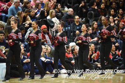 2/2/2019 Northwood HS at MCPS County Poms Championship Blair HS Division 2, Photos by Kyle Hall, MoCoDaily