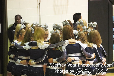 10-13-2018 Kent Island High School Varsity Cheerleading at the Walt Whitman 4th Annual Cheerleading Competition, Photos by Jeffrey Vogt, MoCoDaily