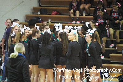 10-13-2018 Walter Johnson High School Varsity Cheerleading at the Walt Whitman 4th Annual Cheerleading Competition, Photos by Jeffrey Vogt, MoCoDaily