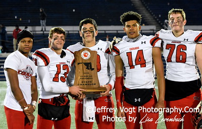 11-30-2018 Quince Orchard HS vs North Point HS 4A Maryland State Championship Varsity Football at Naval-Marine Stadium, Photos by Lisa Levenbach of Jeffrey Vogt Photography of MoCoDaily