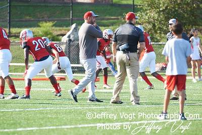 8-31-2018 Montgomery Blair HS vs Watkins Mill HS Varsity Football at Montgomery Blair HS, Photos by Jeffrey Vogt Photography of MoCoDaily