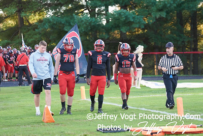 9-28-2018 Quince Orchard HS vs John F Kennedy HS Varsity Football at Quince Orchard HS, Photos by Jeffrey Vogt Photography of MoCoDaily