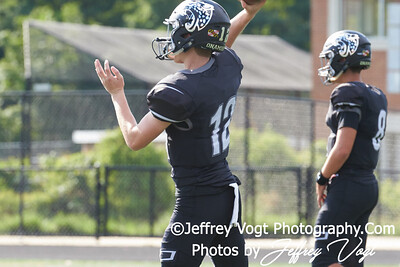 9-29-2018 Northwest HS vs Good Counsel HS Varsity Football at Gaithersburg HS, Photos by Jeffrey Vogt Photography of MoCoDaily