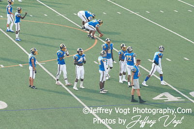 9-07-2018 Gaithersburg HS vs Seneca Valley HS Varsity Football at Gaithersburg HS, (PREGAME ONLY) Photos by Jeffrey Vogt Photography of MoCoDaily