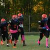 Watkins Mill HS vs Rockville HS Varsity Football at Watkins Mill HS, Gaithersburg Maryland, 10/04/2019