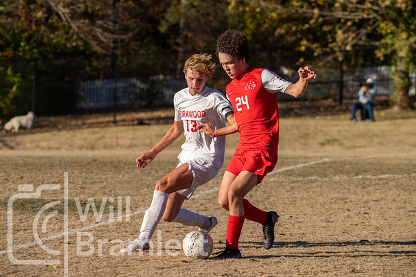 Boys Soccer: Chaminade vs Kirkwood