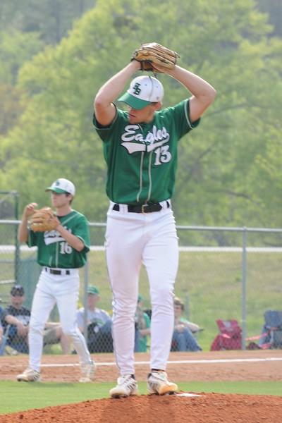 HB vs Weaver Baseball Playoffs - April 18, 2008