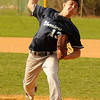 04-07-2010...Waldwick  pitcher Dylan Ritondale on the mound against Midland Park<br /> PHOTO: KELLY BIRDSEYE