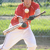 04/12/2010...Glen Rock's  Jimmy Lawless at bat against Hawthorne.<br /> PHOTO: KELLY BIRDSEYE
