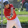 04/12/2010...Glen Rock's Andrew Lohr at bat against Hawthorne.<br /> PHOTO: KELLY BIRDSEYE