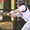 04/30/2010...Don Bosco's Ken O'Donnell at bat against St. Joseph<br /> PHOTO: KELLY BIRDSEYE