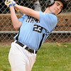 05/016/2010...Mahwah's Adam Hanig at bat  against Ramsey.<br /> PHOTO: KELLY BIRDSEYE