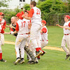 05/28/2010...Lakeland celebrates after their 4-2 defeate of Northern Highlands in the North 1, Group 3 state sectional final.<br /> PHOTO: KELLY BIRDSEYE