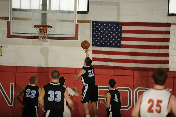 01-08-2011 HS Boys Basketball Mahwah 59 at Glen Rock 61 (OT)