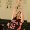 01-15-2010...Northern Highlands senior Harrison Klein driving to the basket against Pascack Valley<br /> PHOTO: KELLY BIRDSEYE