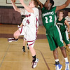 12/18/2009...Ridgewood's Albin Hoh (4) had 8 points in the Maroons' 63-59 opening game overtime loss to Passiac Valley.<br /> PHOTO: KELLY BIRDSEYE