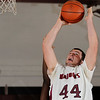 12/18/2009...Ridgewood's Jack Simmons (44) had 18 points in the Maroons' 63-59 opening game overtime loss to Passiac Valley.<br /> PHOTO: KELLY BIRDSEYE