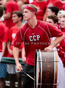 HS Soccer 2015:  Saint Louis University High School Jr. Billikens v Chaminade Red Devils