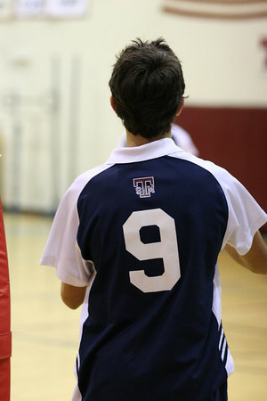 Boy's Volleyball vs______
