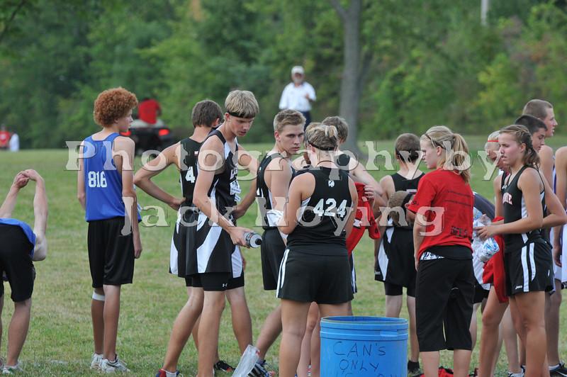CC Invitational High School Boys 09-15-2009