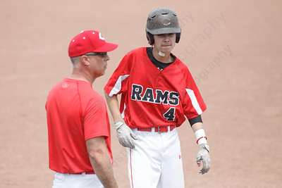Saturday during the CIAC Class LL final at Palmer Field in Middletown. Cheshire Rams defeated Ridgefield 1-0  May 31, 2016   Justin Weekes / Special to the Record-Journal