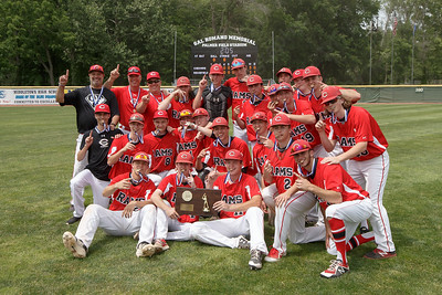 Saturday during the CIAC Class LL final at Palmer Field in Middletown. Cheshire Rams defeated Ridgefield 1-0  May 31, 2016 | Justin Weekes / Special to the Record-Journal