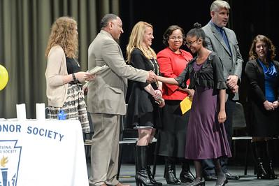 2015 Long Reach National Honor Society