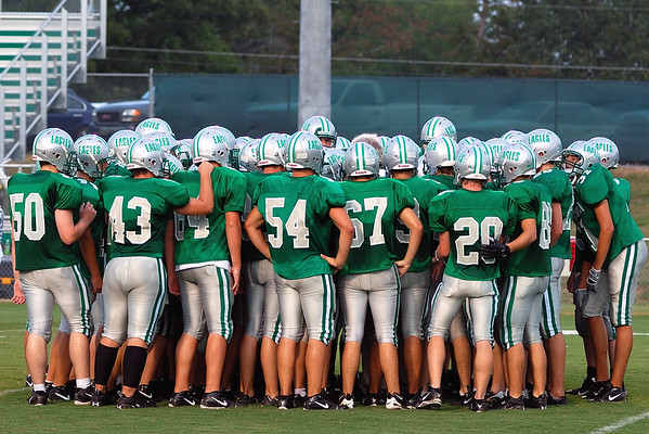 Hokes Bluff High School vs Southside - August 30, 2007