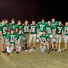 Hokes Bluff senior players honoring the memory of Jake