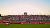 Baldwinsville Bees hosts Auburn Maroons at Pelcher-Arcaro Stadium in Baldwinsville, New York on Friday, September 5, 2014. Baldwinsville won 30-8.