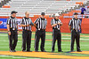 Christian Brothers Academy and Cicero-North Syracuse Northstars play in the Section III Class AA Football Championship game at the Carrier Dome in Syracuse, New York on Saturday, November 5, 2016.