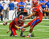 Cicero-North Syracuse Northstars played against the Fairport Red Raiders in the 2017 Kick Off Classic at the Carrier Dome in Syracuse, New York on Thursday, August 31, 2017. Cicero-North Syracuse won 45-14.