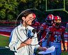 Channel 9 Sportscaster Steve Infanti reporting live from Pelcher-Arcaro Stadium in Baldwinsville, New York on Friday, September 22, 2017.