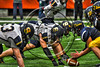 Skaneateles Lakers played the General Brown Lions in Section III Class C Football Championship game action at the Carrier Dome in Syracuse, New York on Saturday, November 4, 2017. Skaneateles won 66-27.